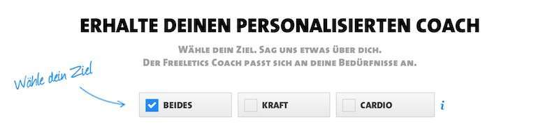 Freeletics Coach