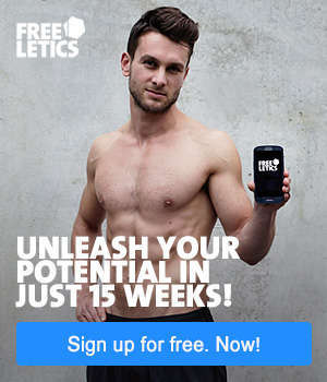 start your freeletics experience now