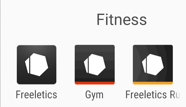 Freeletics App Familie