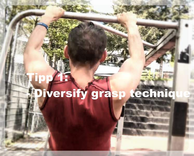 Freeletics Pullup Tipps - Workout Ares