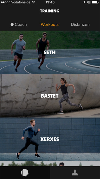 Freeletics Running Workouts Seth Bastet
