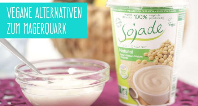 vegane magerquark alternative titel