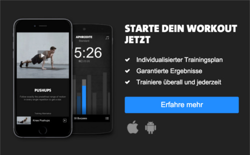 Freeletics Trainingsplan starten mit Coach