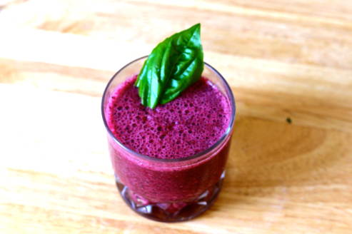 intermittierendes Fasten mit Smoothies & clean eating