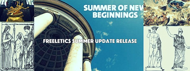 Freeletics Update Summer 2015 #newgods