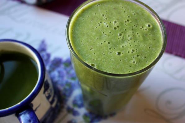 Athletic Greens Superfood Smoothie