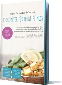vegan fitness food coaches Kickstarter