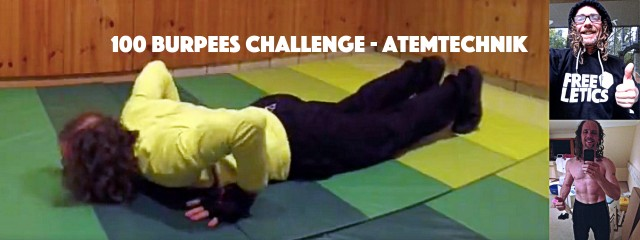 Freeletics Burpees Atemtechnik