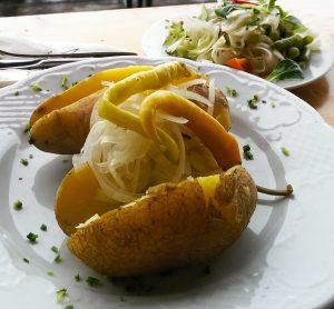 Kartoffel, gesund essen, gesundes rezept, gesund abnehmen, healty food,