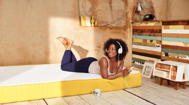 Fitness schlaf, Eve Mattress, Wachstumshormone im Schlaf