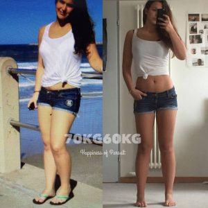 Freeletics Transformation, Freeltics abnehmen, Freeletics Workout, Freeletics Gewicht verlieren