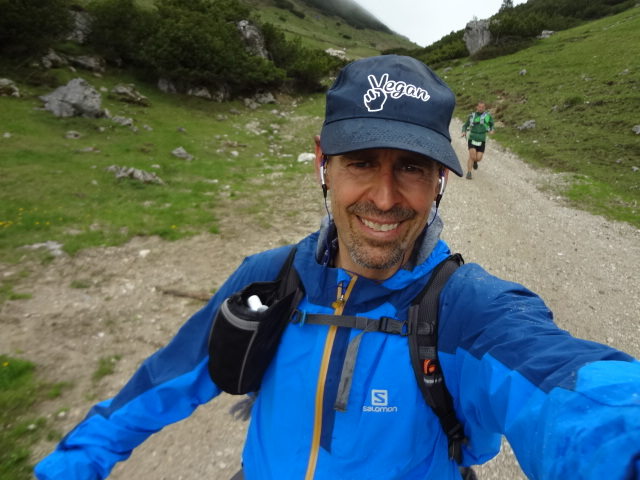 Ultra trail Juni 2016 Grainau 30