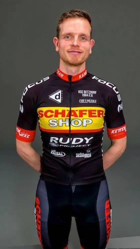 Bjoern Manthey Radsportler