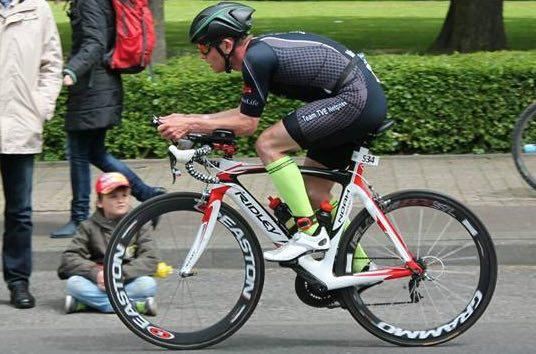 Björn Manthey steigert seine Leistung im Radsport mit Brennesel