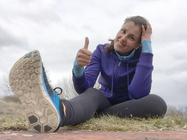Trail Run mit Heike Gutknecht