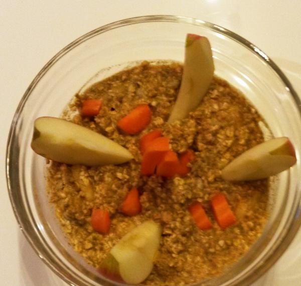 Mein veganes Freeletics Frühstück