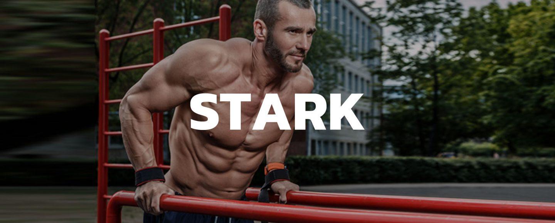 stark, vegan, Freeletics Training