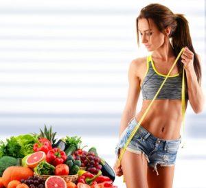 Früchte Gemüse vegan