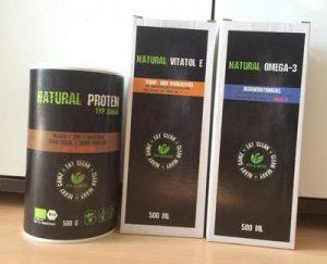 veganes Protein von Fit-4-Wo