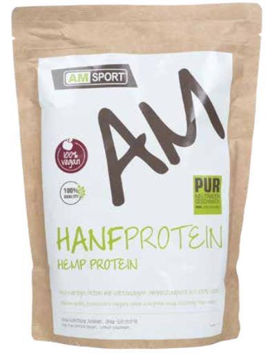 hanfprotein AM Sport