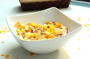 veganes muesli-mit-fruechten