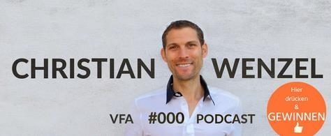 The Vegan Fitness Athlete Podcast mit Christian Wenzel