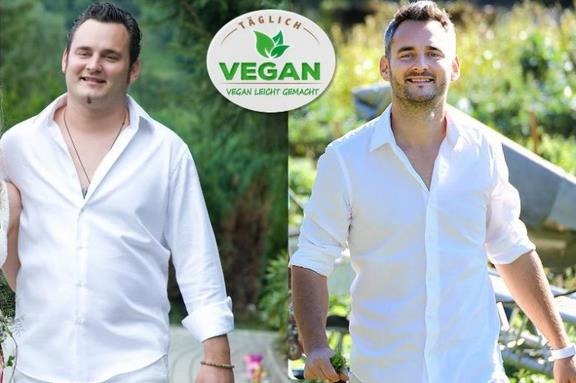 Transformation vegan