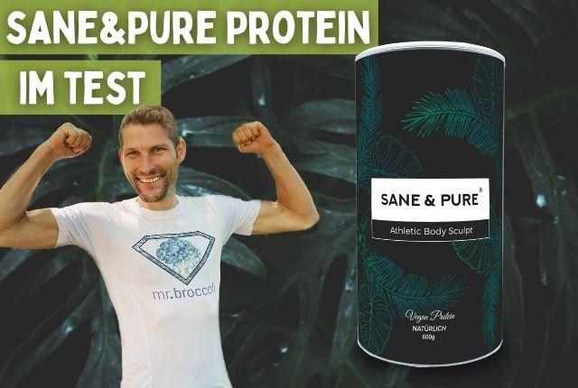 Sane & Pure Protein Test Titelbild