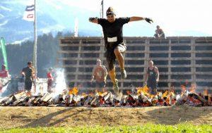 Bastian Wölfle bei den Spartan Races