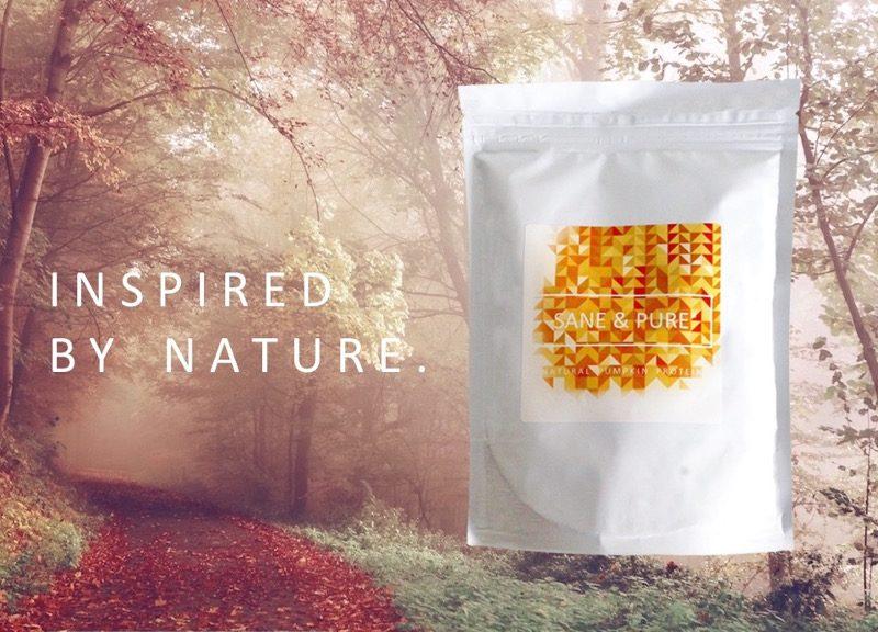 Sane&Pure Kürbisprotein