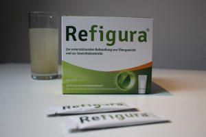 Refigura, wasserlöslich, Portions-Sticks