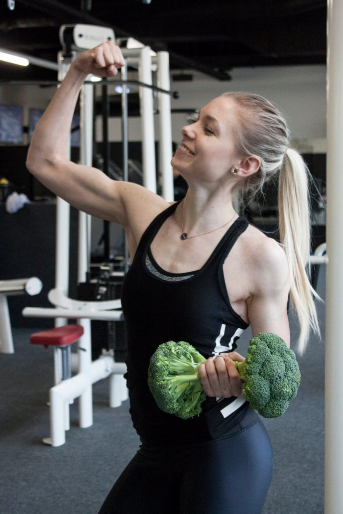 barbara beit vegan bodybuilding