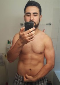 freeletics abnehmen transformation