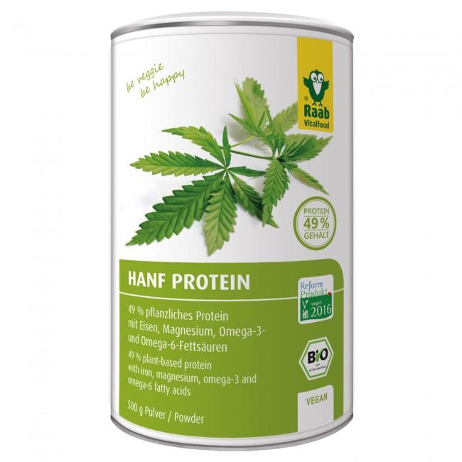 veganes proteinpulver test hanfprotein
