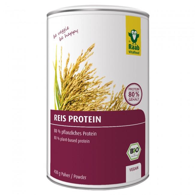 Veganer proteinpulver test reisprotein