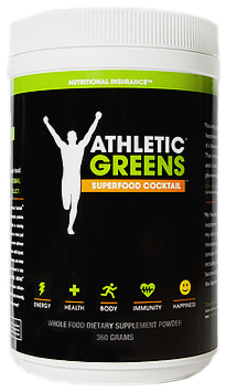 athletic greens superfoodpulver