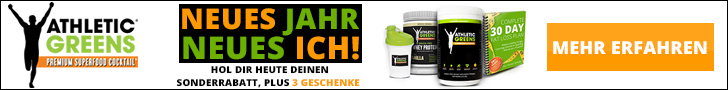 Athletic Greens vegan Special Geschenke Rabatt