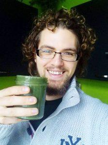 florian zach grüner smoothie vegan leben