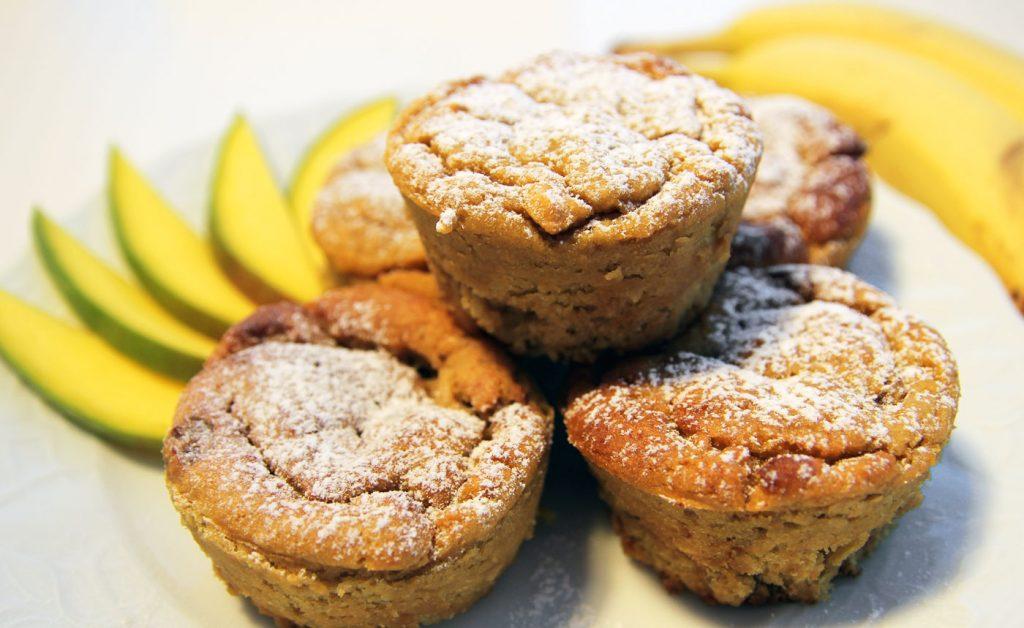 lupinen muffins vegan freeletics protein