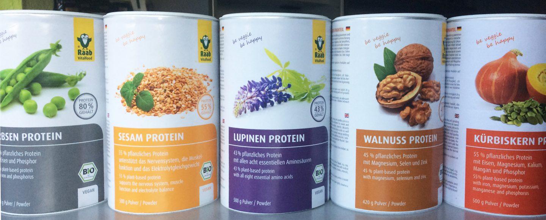 8 vegane Proteinpulver im Test