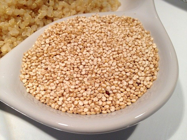 Quinoa Haferflocken Alternativen