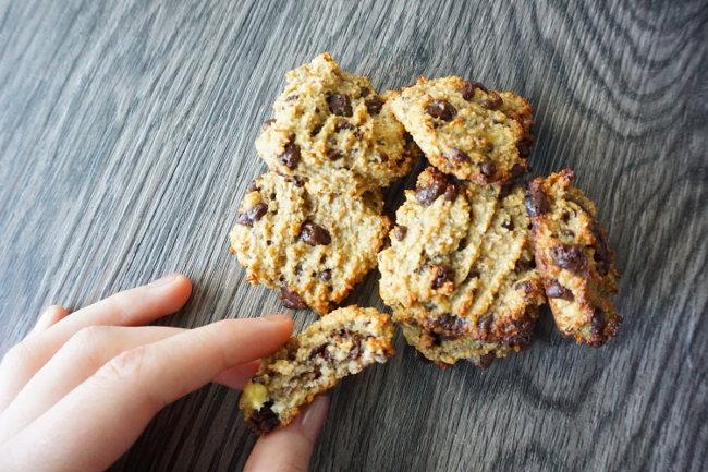 Meal Prep Rezepte - Kekse gebacken