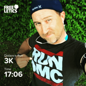 Freeletics Running Ronald Runs