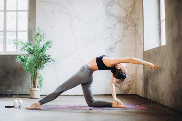 Yoga und Krafttraining