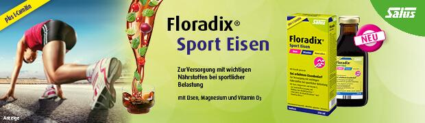 floradix eisenmangel bei sportlern test