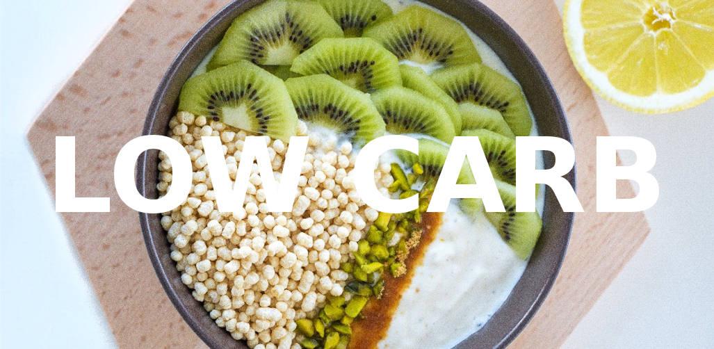 Vegane Rezepte-Low Carb Vegan