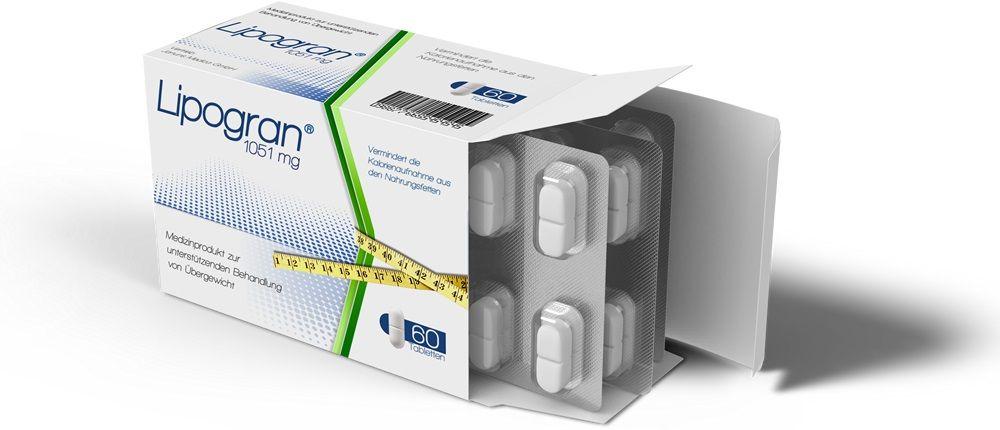 Lipogran 60 St Tabletten