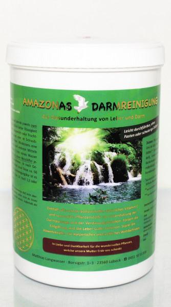 amazonas darmreinigung effektiv entschlackung regenbogenkreis