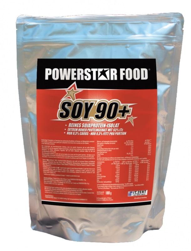 Powerstar Food SOY 90 + Soja Protein
