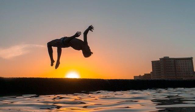 Motivation backflip-sport-motivation